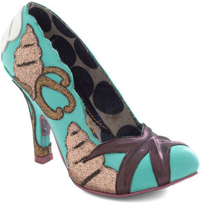 Irregular Choice Seagoing My Way? Heel
